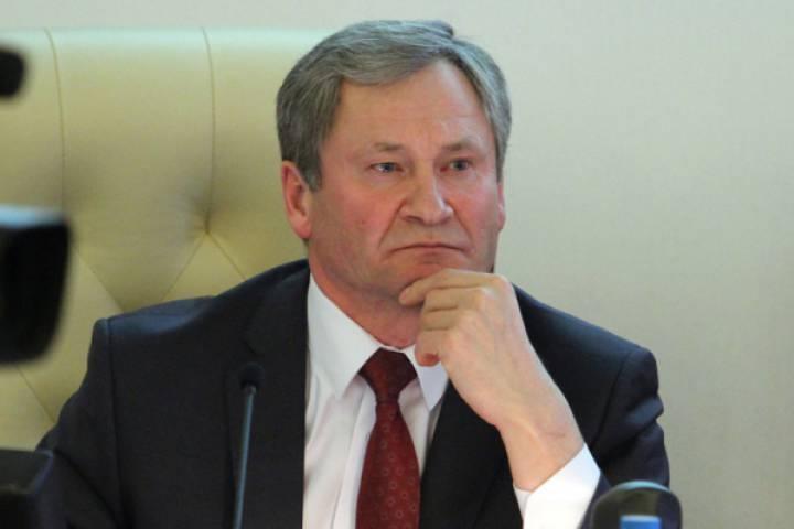 Губернатор Курганской области Кокорин уехал в столицу