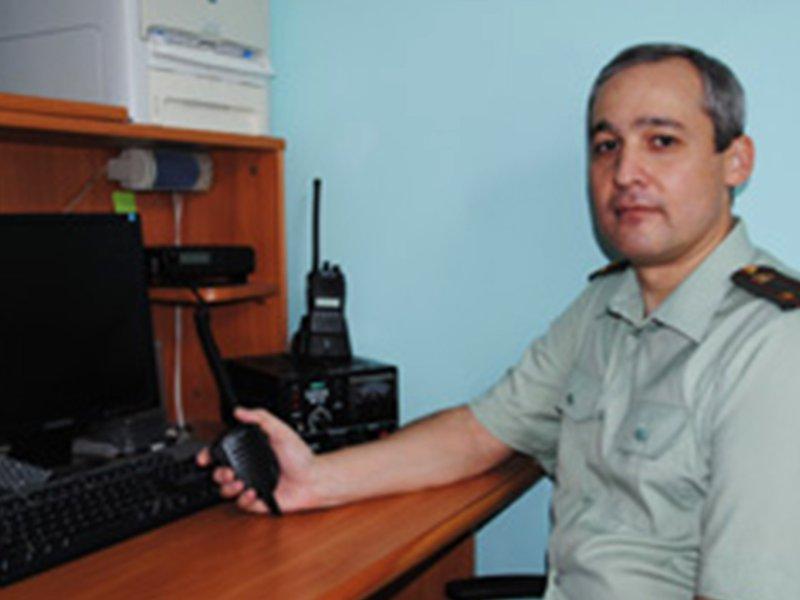 По радиоспорту мастером спорта России  категория «УКВ» стал Александр Рыжков.