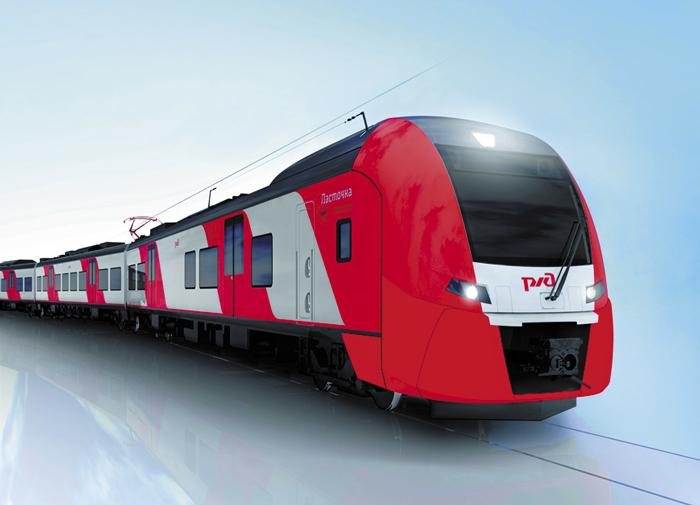 Скоростные электрички  «Ласточки» появятся на маршрутах Курган-Екатеринбург и Курган- Челябинск