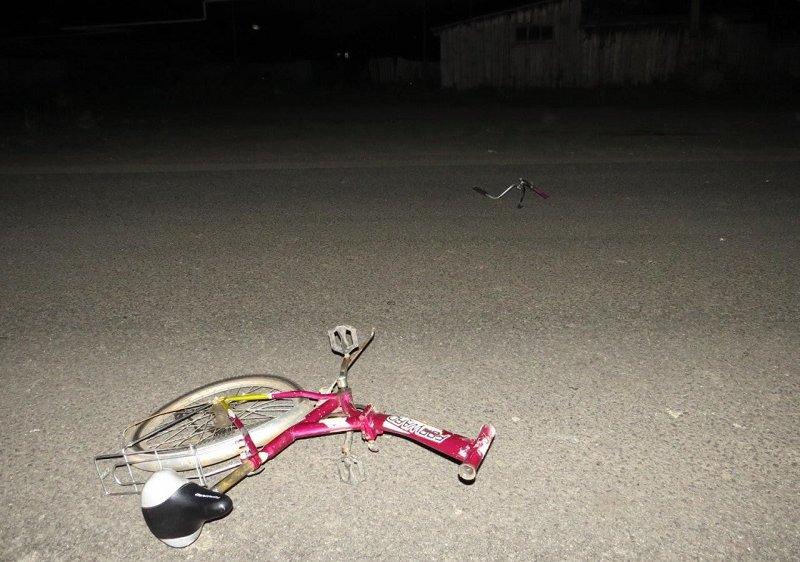 В селе Красномыльное Шадринского района 22 июля погибла женщина- велосипедист.