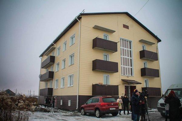 Активисты ОНФ выявили нарушения в домах в Петухово.