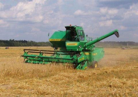 Собрать 1,7 млн. тонн зерна в этом году планируют в Зауралье.