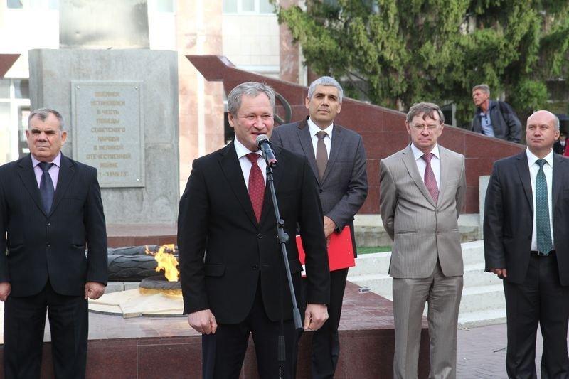 Кокорин обещает поднять престиж  Курганского государственного университета.