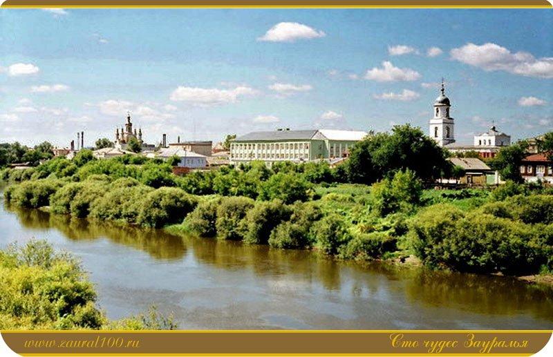 Предприятие « Водхоз» Далматовского района загрязняет Исеть!