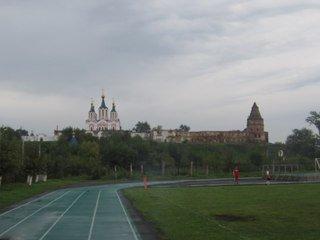 Стадион «Спартак