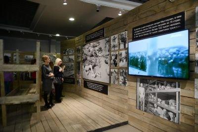 Познавательная выставка - «Помни… Мир спас советский солдат»