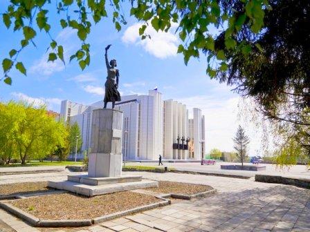 Памятник Наташе Аргентовской