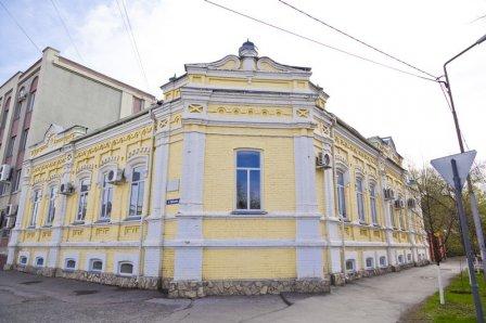 Торговый дом купца М.М.Дунаева в Кургане