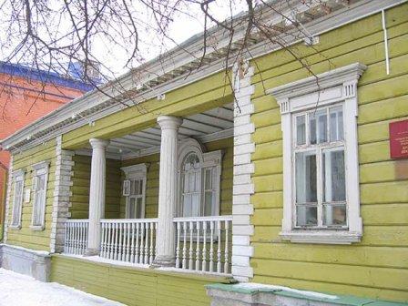 Дом-музей декабристов Курган
