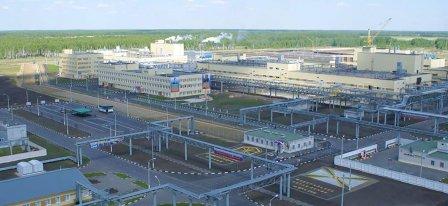 В мирном направлении Щучанский завод по уничтожению химического оружия в Курганской области скоро заработает.