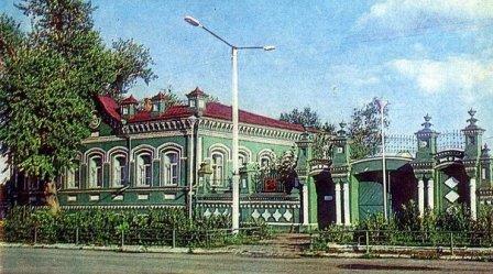 Село Мокроусово