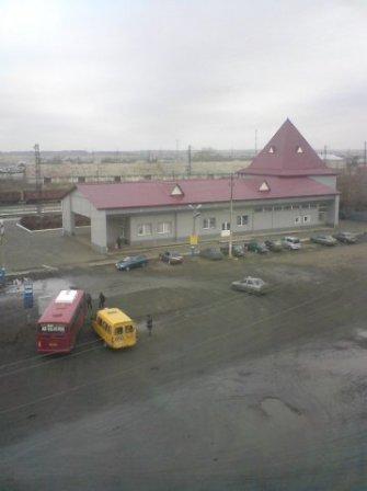 Город Петухово