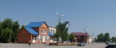 Село Шатрово
