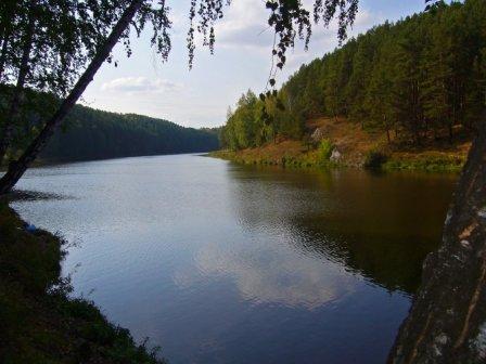 Река Горькореченская