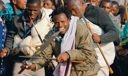 Убийства в ЮАР