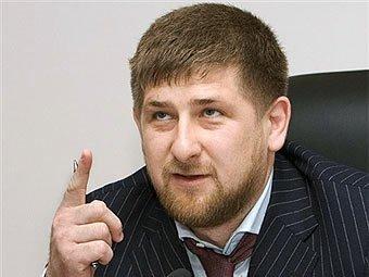 Кадыров в  своей республике борется с террористами