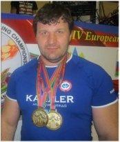 Олег Мелентьев- чемпион