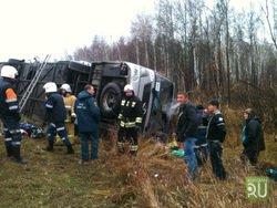 В Курганской области  с грузовым автомобилем  столкнулся автобус. Есть жертвы