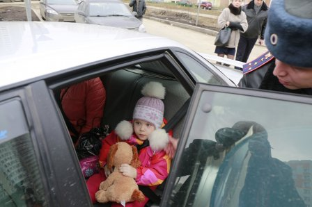 Главное на дороге- дети