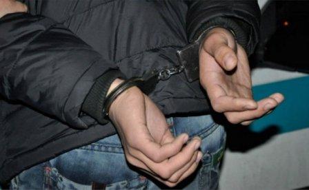 Полицейскими  арестованы подозреваемые в кражах