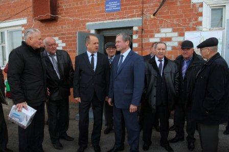 В селе Мокроусово построили новый водопровод