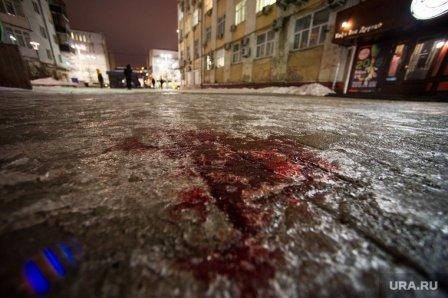 Погиб на пешеходном переходе