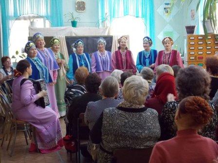 В Далматово вспоминали творчество братьев Заволокиных