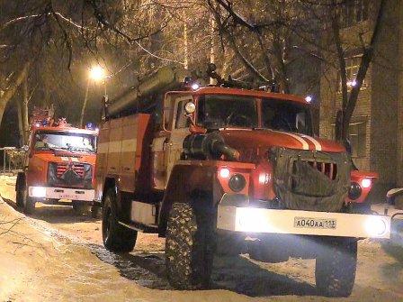 Лыжная база в Шадринске снова в огне.