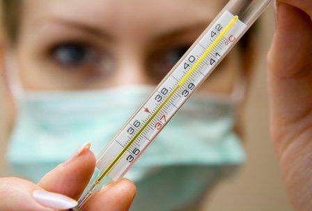 В Курганской области  26 человек заболели свиным гриппом
