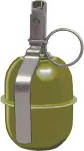 Житель Кургана хранил дома боевую гранату