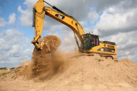 В Курганской области тоннами воровали полезные ископаемые