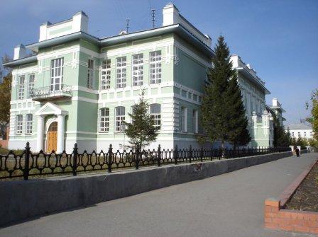 В городе Шадринске Курганской области   ШГПИ присвоили статуса университета