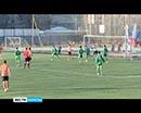 В первом матче одной четвёртой финала Кубка страны по футболу среди команд третьего дивизиона игроки
