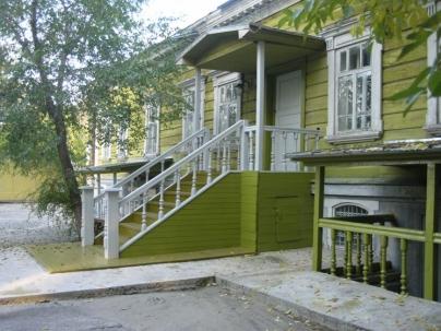Постоянная экспозиция Дома-музея Т. С. Мальцева в Кургане