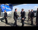 Сегодня в Кургане работает полномочный представитель Президента на Урале Игорь Холманских.