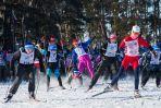 От дошколят до VIP-ов. В Зауралье прошла самая массовая лыжная гонка. ВИДЕО