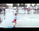 Зауральские бегуны открыли новый летний сезон. В Кургане прошла легкоатлетическая эстафета на призы областной газеты