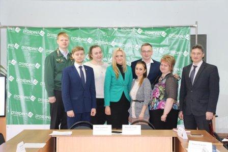 В Зауралье создан Молодежный избирательный штаб
