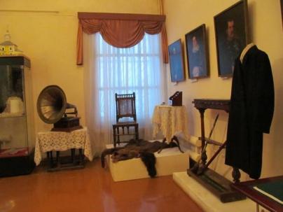 Постоянная экспозиция Дома-музея декабристов в Кургане