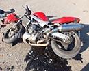 Смертельная авария на улице Панфилова. Накануне здесь погиб мотоциклист. По данным ГИБДД, трагедия случилась около пяти вечера.