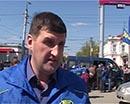 Митинг в честь Первомая провели и представители курганского регионального отделения партии ЛДПР.