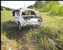 Накануне в микрорайоне Керамзитный по вине пьяного водителя пострадала женщина.