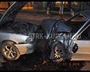 Сразу три автомобиля стали участниками аварии в Кургане. ДТП произошло накануне вечером на улице Панфилова.