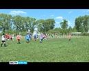 За футбол и против наркотиков. Под таким девизом прошёл футбольный матч в селе Красная Нива Шадринского района.