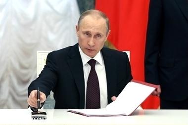 Путин повысил размер минимальной зарплаты в России - 03.06.16