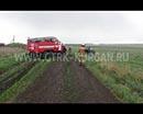 Накануне в Частоозерском районе погиб водитель трактора. Авария произошла накануне утром.