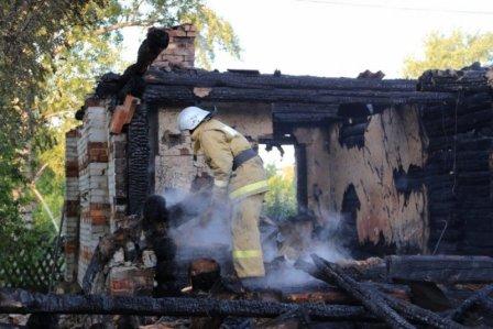 В Зауралье за гибель в пожаре 4 детей будут отвечать должностные лица
