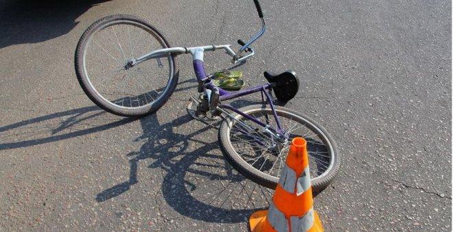 6 августа 2017 года водитель «десятки» не уступил дорогу велосипедисту, сломав его велосипед пополам