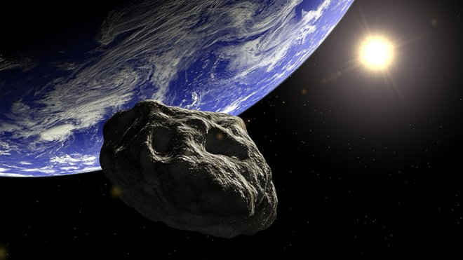 В сентябре недалеко от земли будет один из самых крупных астероидов в истории