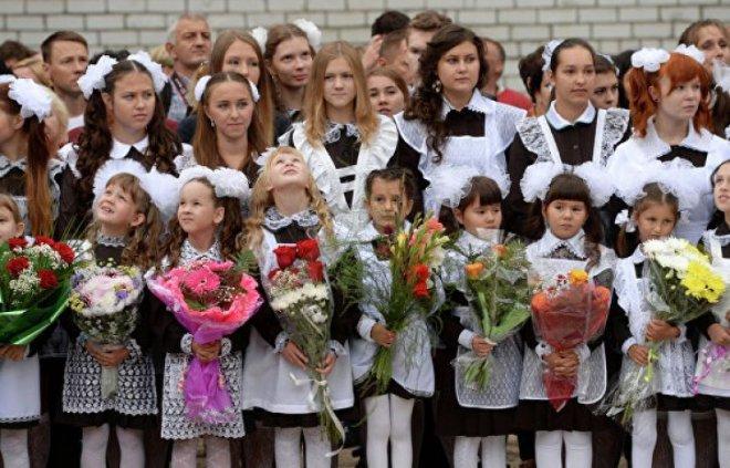 Начало нового учебного года, по мнению депутатов Госдумы, можно перенести